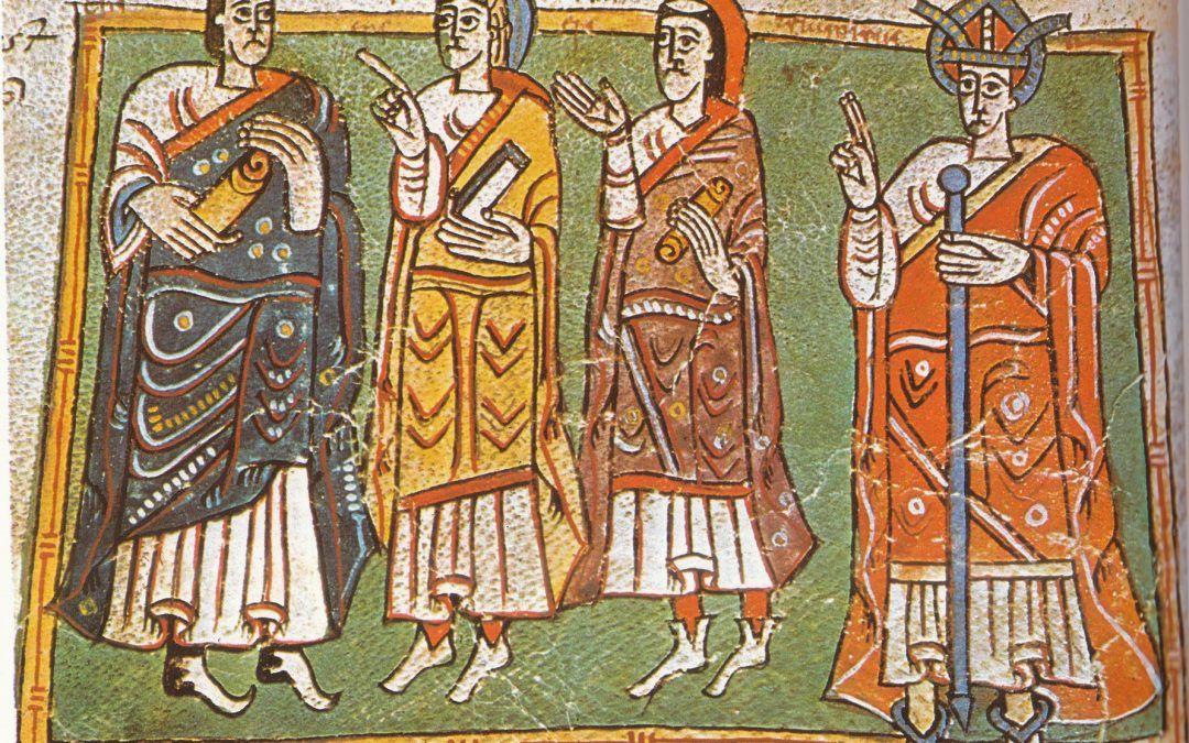 Ceremoniales de la monarquía visigoda (final)