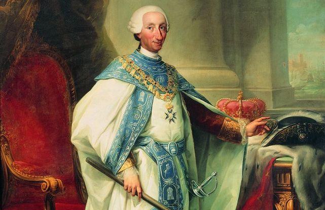 Constituciones de la Orden de Carlos III, aplicando criterios de #protocolo en 1771