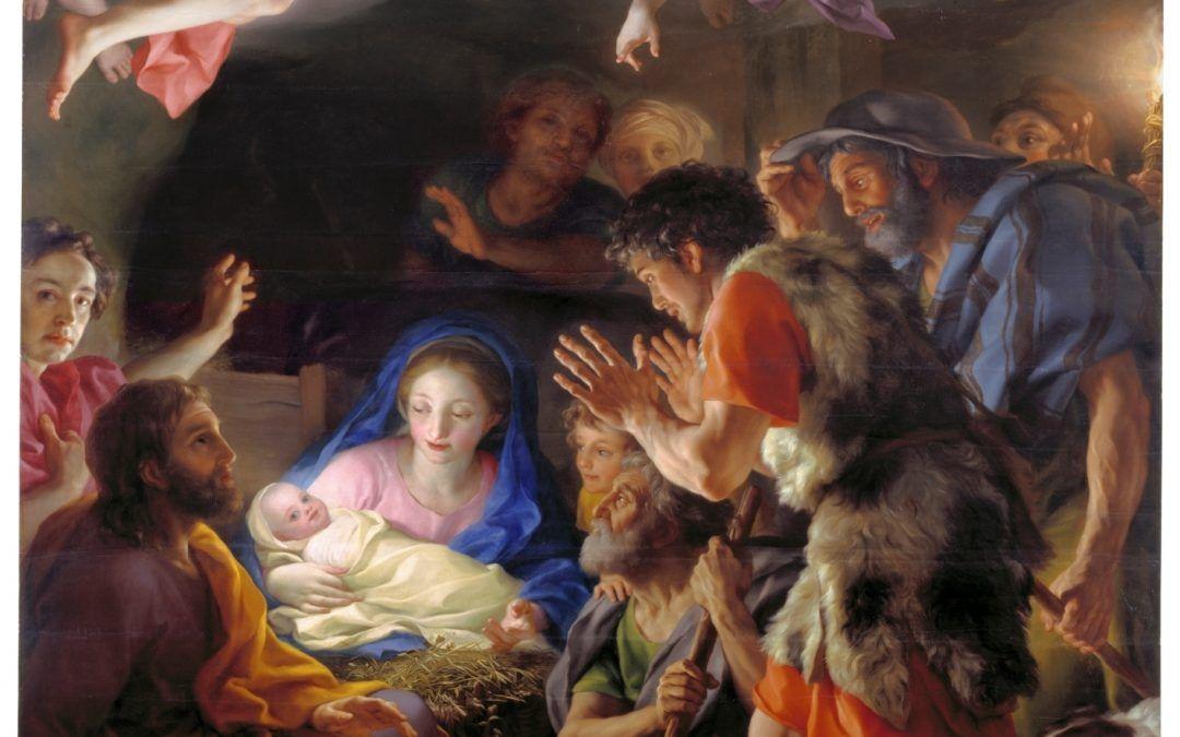 Navidad 1743: repique de campanas