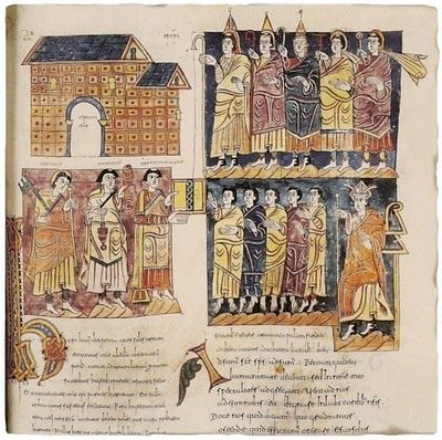 Ceremoniales de la Monarquía Visigoda (I)