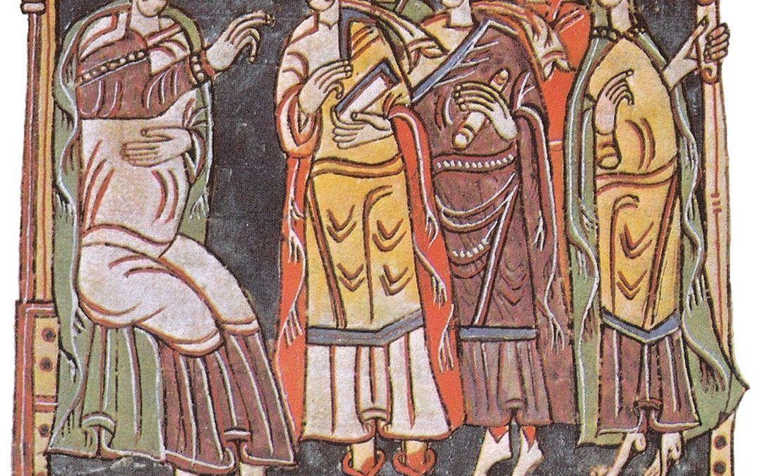 Ceremoniales de la Monarquía Visigoda (II)