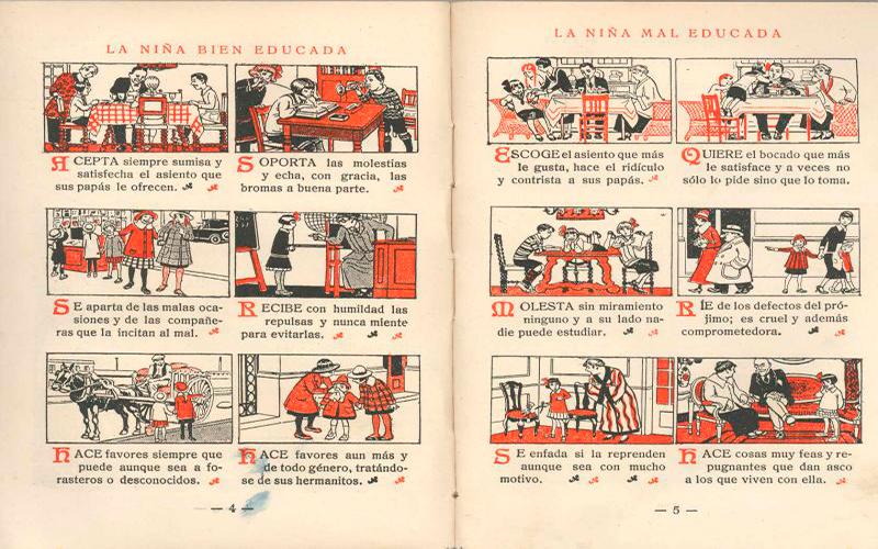 Niños y vida social en 1929  ¿tanto han cambiado las cosas?