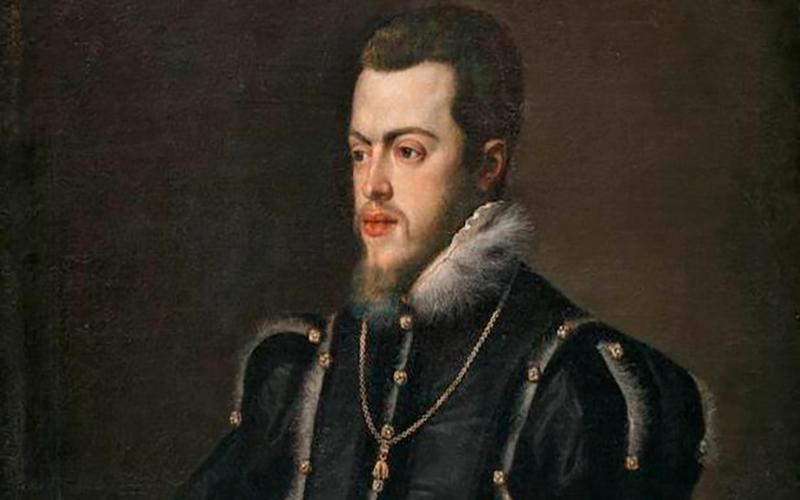 Desde El Anaquel ajeno llega Felipe II (XLVI)