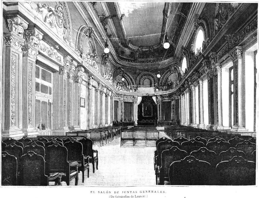 1891: Inauguración del Banco de España sin pompa ni ceremonia