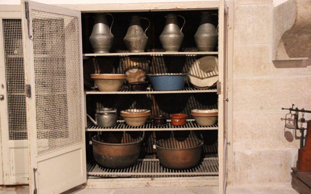 El Anaquel (XLVII) en los fogones de la Real Cocina