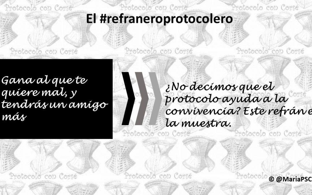 Las bondades de la cortesía en el #Refraneroprotocolero