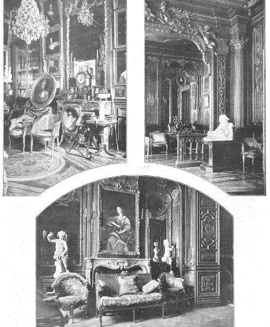 Palacios, casamenteras y coplas
