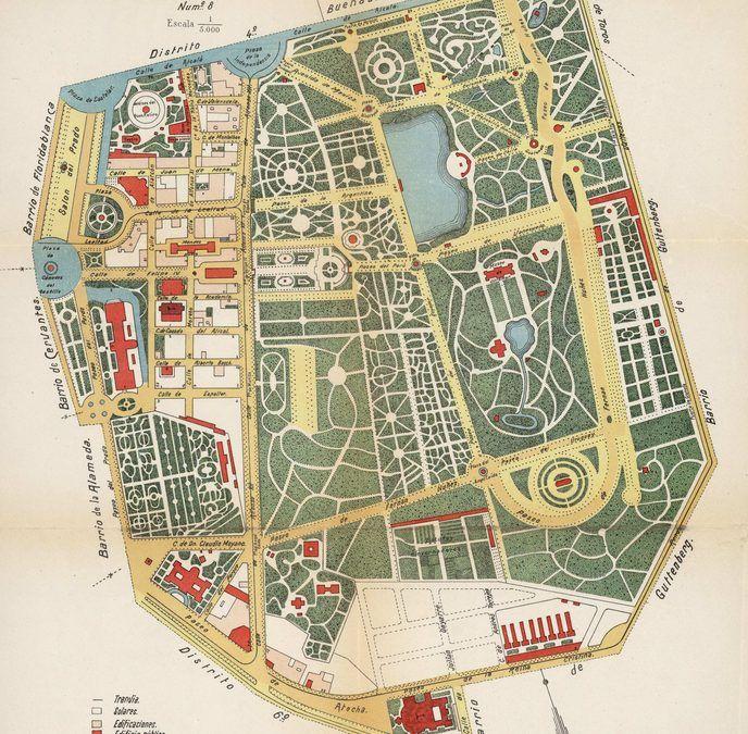 """El """"Parque de Madrid"""": 150 años de higiene, salud y cortesía"""