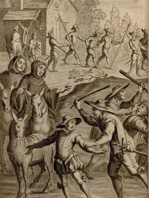 Ninís del siglo XIV