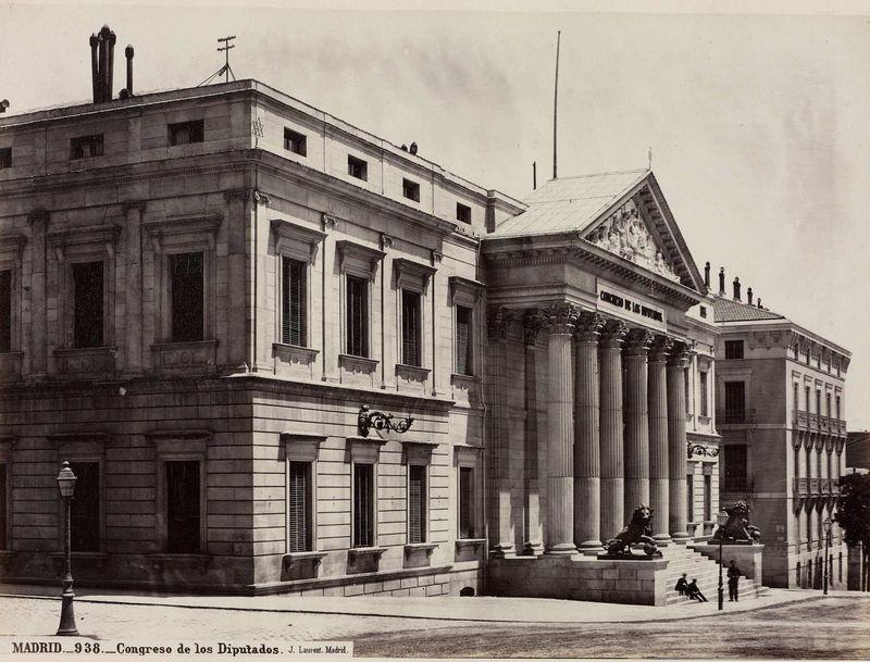 Apuntes de ceremonial y protocolo en el Congreso de los Diputados [Revisión]