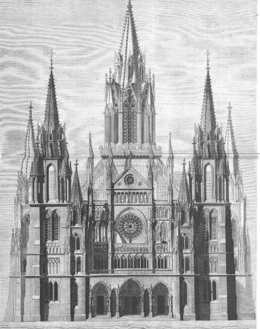 Dos primeras piedras para una catedral