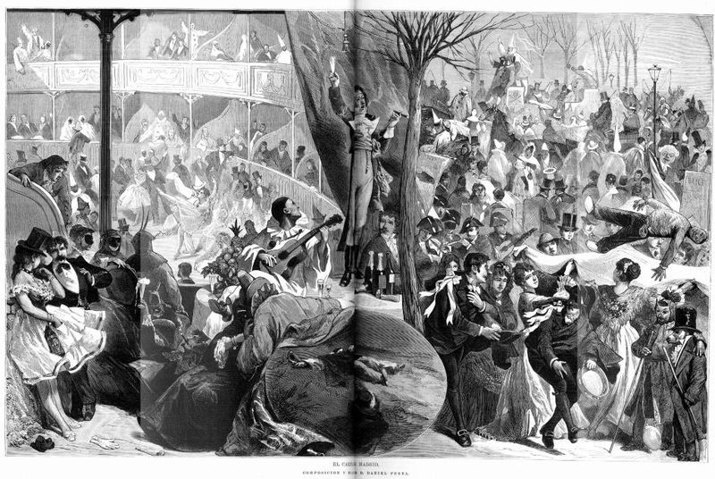 ¿Vivimos un Carnaval perpetuo?