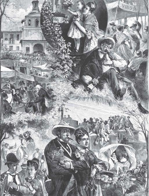 La romería de San Isidro del Campo, una costumbre madrileña