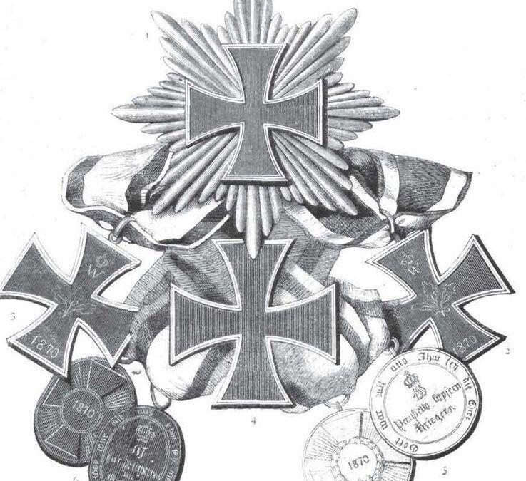 La Cruz de Hierro una condecoración que habla de guerra y valentía