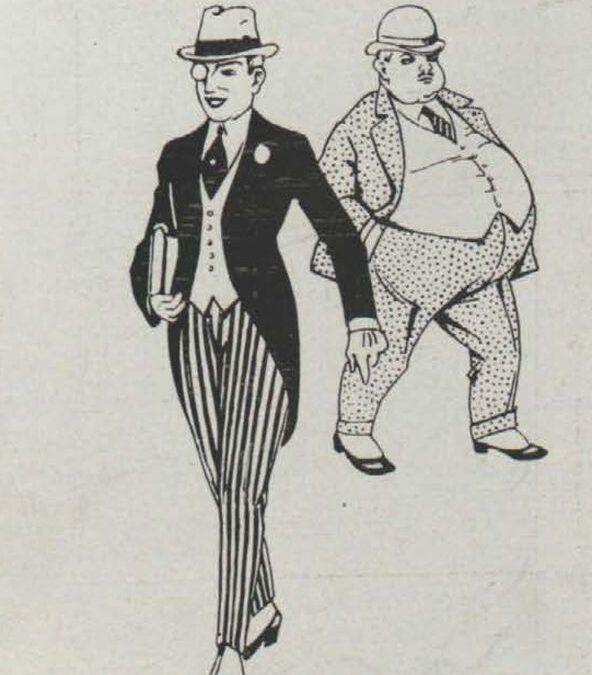 Un buen traje no debe faltar en el armario ropero de un caballero elegante