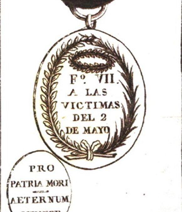Dos de mayo: luto perpetuo y medallas efímeras